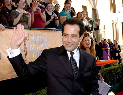 Tony Shalhoub wallpaper containing a business suit and a suit entitled Tony
