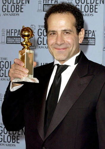 Tony Shalhoub wallpaper containing a business suit entitled Tony