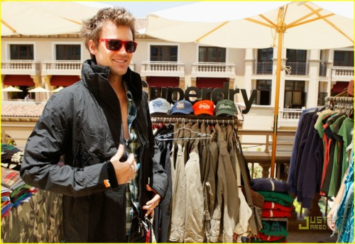 Tyler Hilton wolpeyper probably with a street, sunglasses, and an outerwear titled TylerHilton