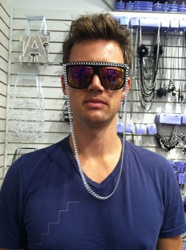 Tyler Hilton wallpaper containing sunglasses entitled TylerHilton