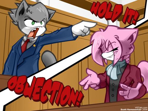 VG Cats karatasi la kupamba ukuta