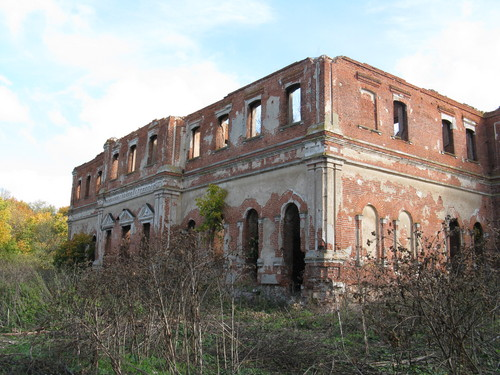 villa Campanari (Wolkonsky). Tula region