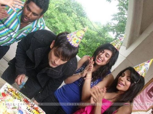 Vivian B'day Boy........so cute