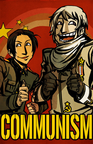 WOO, COMMUNISM - anime Photo