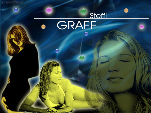 Steffi Graf in Her Softer Side