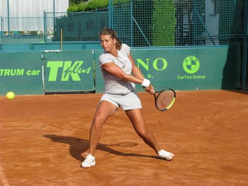 Petra Cetkovská in Fearsome Focus