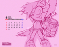 Wallpaper Cece the Hedgehog