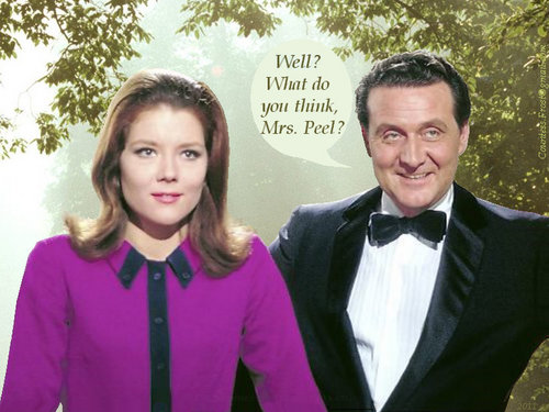What do anda think, Mrs. Peel?
