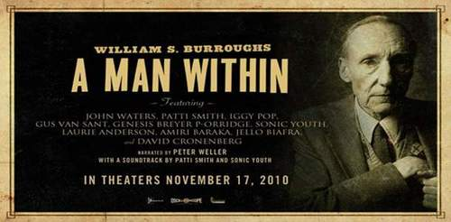 William S. Burroughs - A MAN WITHIN