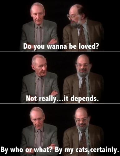 William S. Burroughs & Allan Ginsburg