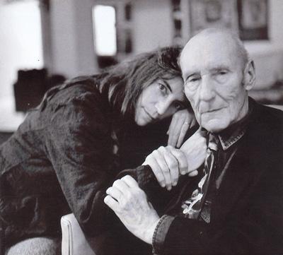 William S. Burroughs & Patti Smith