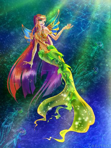 Winx mga sirena