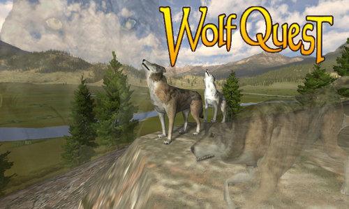 WolfQuest wallpaper