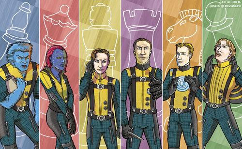 X Men: First Class