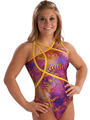 Yellow Multi Color Leo by Shawn