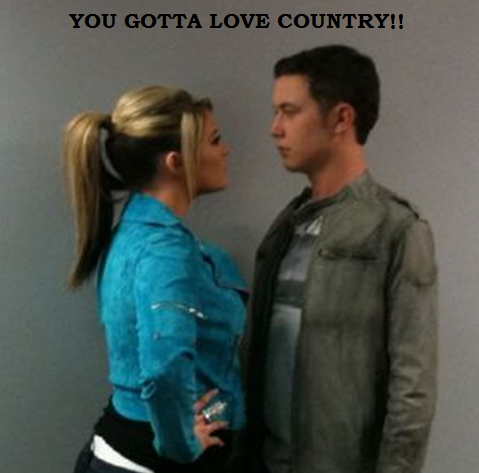 scotty mccreery and lauren alaina relationship test