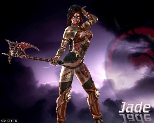 Zombie Jade