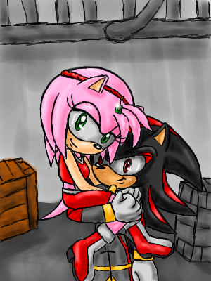 amy and shadow