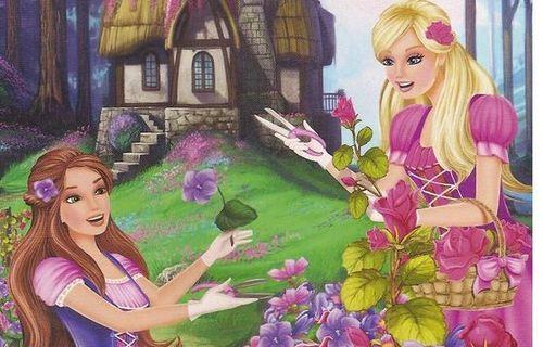 barbie dimond kastil, castle