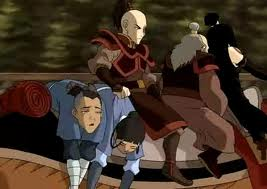 bato of the water tribe
