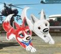 bolt and alex - bolt-the-dog fan art