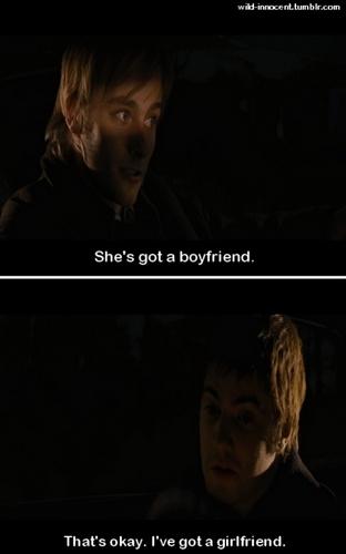 Battle of the Sexes wallpaper called boyfriend/girlfriend