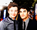 darren&amp;chris;  - kurt-and-blaine photo