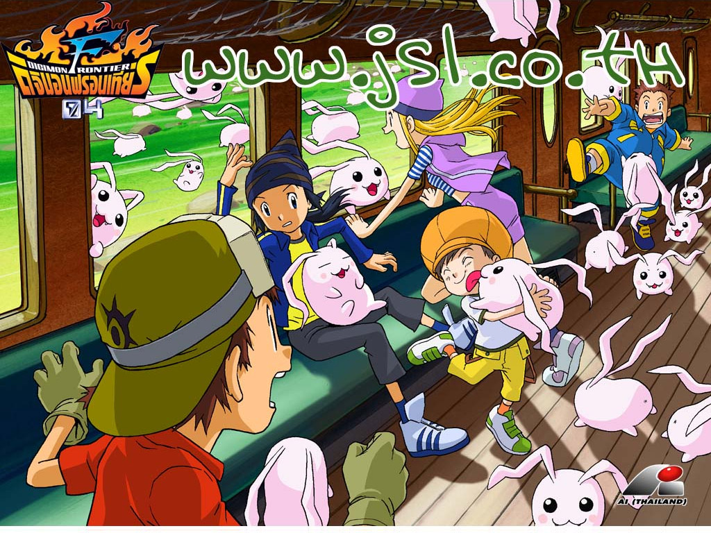 Digimon Frontier Images Digimon Frontier Hd Wallpaper And Background