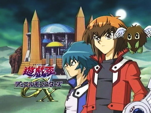 jaden and jesse - yu-gi-oh-gx Photo