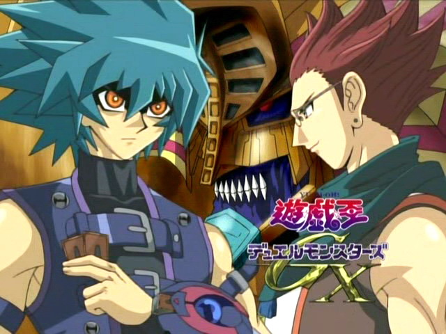 yu gi oh gx images duel adrian vs jesse wallpaper and background