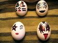 easter bunny funny easter humor funny kiss eggs - kiss photo