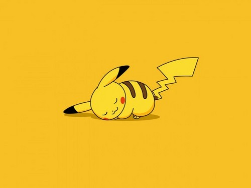 endless pikachu!!