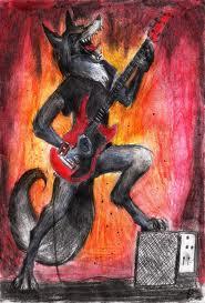 heavy metal lobo