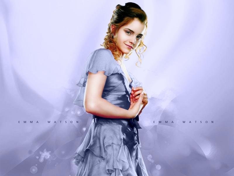 hermoine yule ball dress blue