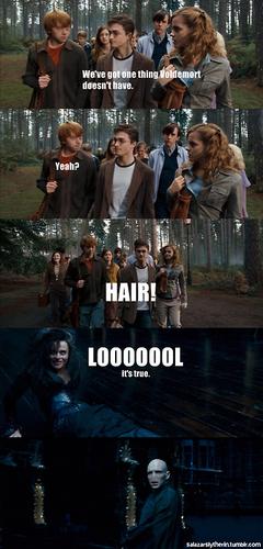 হাঃ হাঃ হাঃ Harry Potter