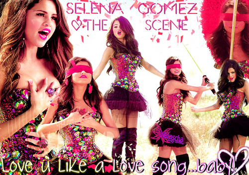 love u like a love song