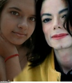 mike and me - michael-jackson photo