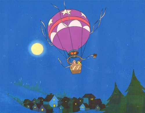 my little pónei, pônei original production cel