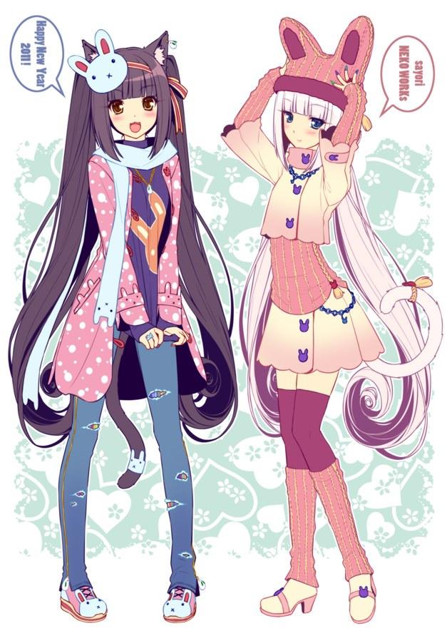 Neko Girls Anime Super Fan Photo 24424770 Fanpop