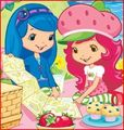 princess - strawberry-shortcake photo