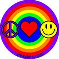 rainbow circle! - peace-love-and-happiness photo