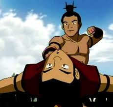 roku and sozin