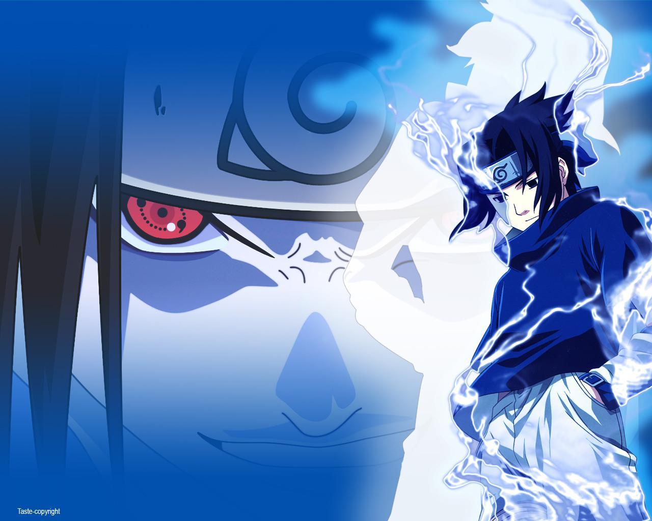 Fotos de naruto vs sasuke