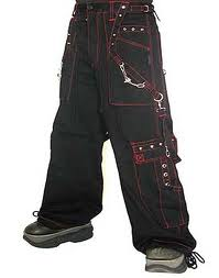 tripp pants - gothic Photo