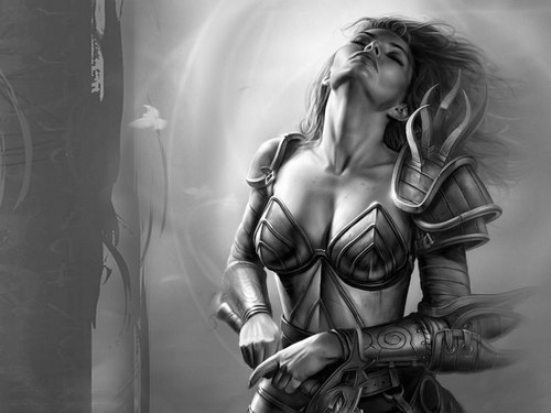 warrior!