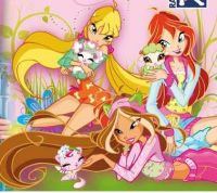 Winx для вас Конкурс знаток аниме и картинки с феями!