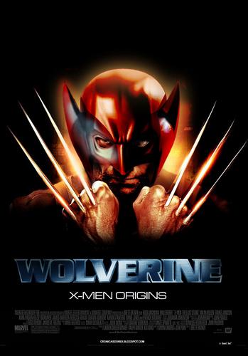 X Men Origins Wolverine Wallpaper Titled 2 Teaser Poster