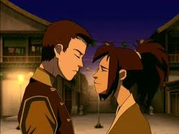 zuko & jin - avatar: tales of ba sing se Photo (24460162
