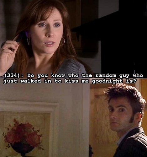Donna Noble kertas dinding probably with a sign and a portrait called -Donna Noble-