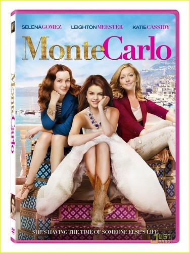 'Monte Carlo' DVD Cover